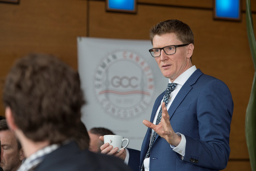 GCC Matchmaking Event Bremen