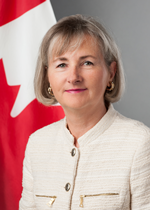 Her Excellency Marie Gervais-Vidricaire