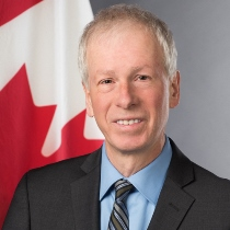 His Excellency Stephane Dion